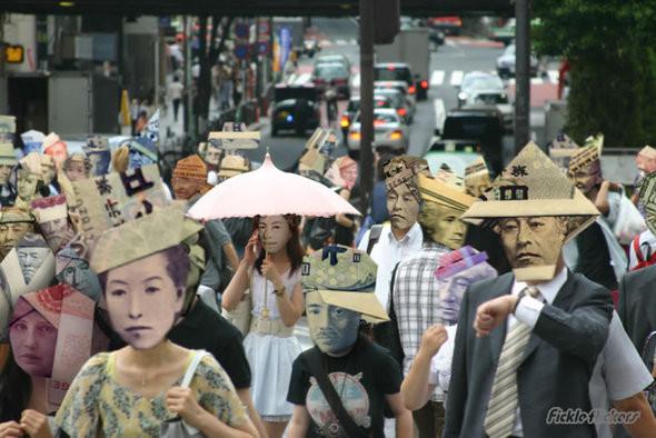 Изображение 30. Как одеть лицо на купюре в шляпу?.. Изображение № 30.