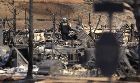 Пожары вКалифорнии. Изображение № 30.