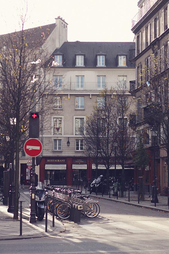 PARIS в декабре. Изображение № 45.