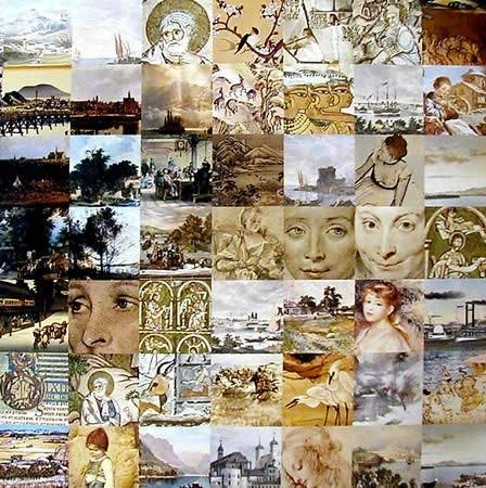 Photomosaic: аналитическое искусство. Изображение № 5.
