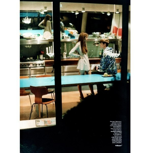 Изображение 34. Новые мужские съемки: Vogue Hommes, GQ и другие.. Изображение № 36.