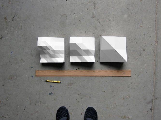 Художник превратил Wi-Fi-сигнал в скульптуру. Изображение № 4.