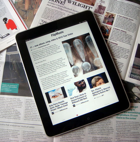 Flipboard: Your own social magazine. Изображение № 2.