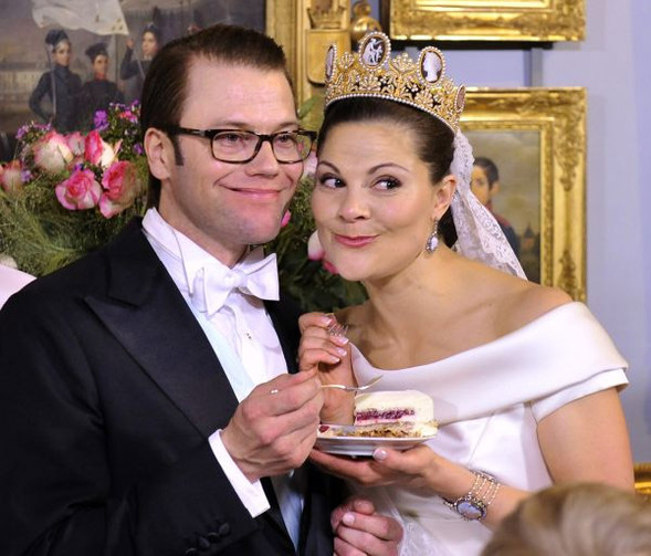 Свадьба шведской кронпринцессы Виктории. Изображение № 17.