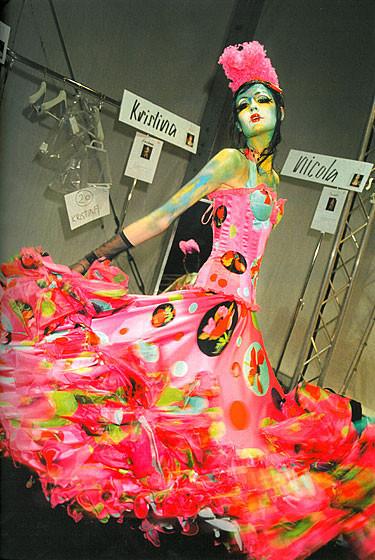 Роксанна Лоуит: за кулисами Dior. Изображение № 2.
