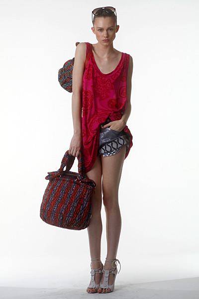 Лукбук: Vivienne Westwood Anglomania SS 2012. Изображение № 28.