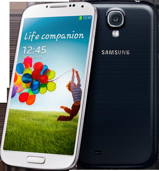 Samsung представил смартфон Galaxy S 4. Изображение № 1.