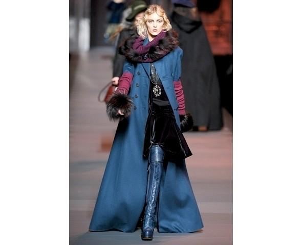Показ Dior FW 2011. Изображение № 16.