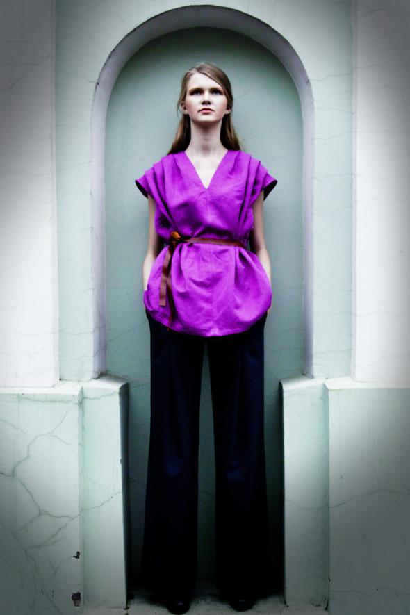 Лукбук: Kristina Tops FW 2011. Изображение № 9.