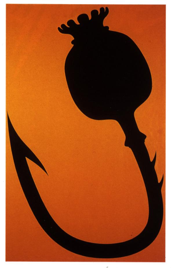 Искусство плаката вРоссии 1884–1991 (1991г, часть 5-я). Изображение № 13.