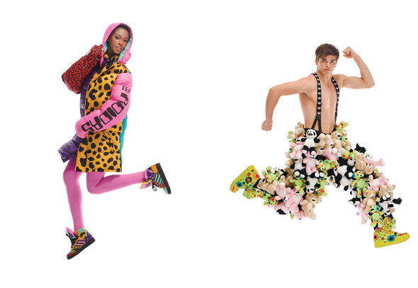 Лукбуки: adidas Originals x Jeremy Scott, Minkpink, Something Else и другие. Изображение № 18.
