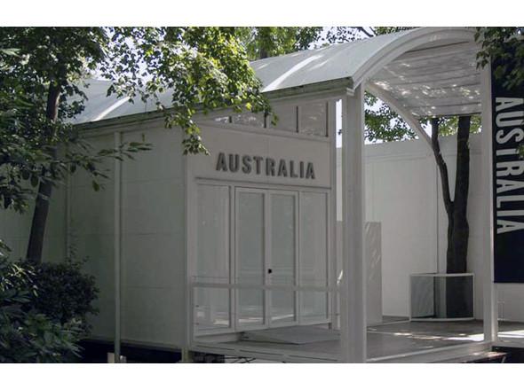 Австралийский павильон, архитектор Филип Кокс, 1988г.. Изображение № 10.