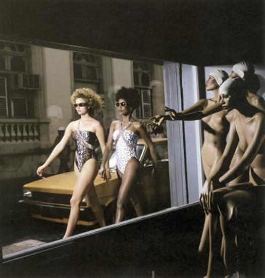 Модная фотография 70х годов. Изображение № 25.