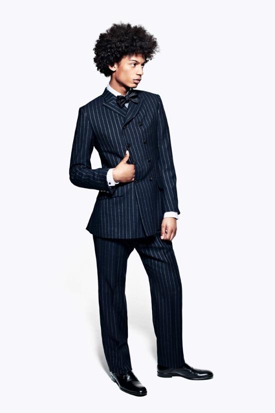 Мужские лукбуки Alexander McQueen, Comme des Garcons, Louis Vuitton и Club Monaco. Изображение № 8.