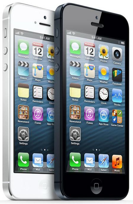 Продажи iPhone 5 начинаются в США уже сегодня. Изображение № 4.
