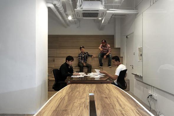 Офис как социальная сеть. Изображение № 6.