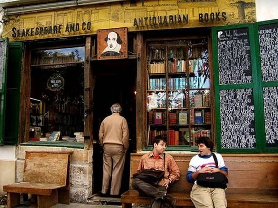 Самые необычные книжные магазины. Изображение № 1.