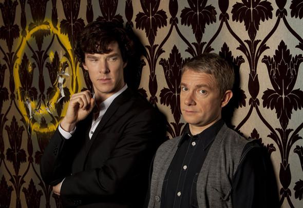 Новый «Шерлок» в Новый год!. Изображение № 4.