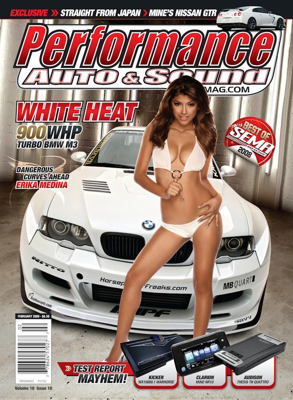 BMWM3. Тюнинг поамерикански. Изображение № 4.