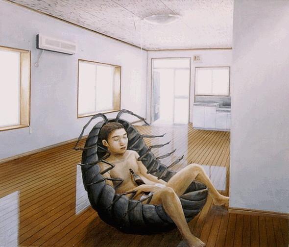 Творчество японского сюрреалиста Tetsuya Ishida. Изображение № 19.