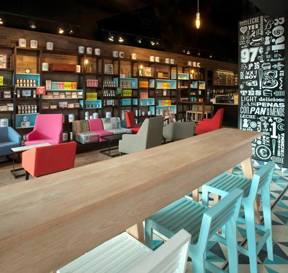 Место есть: Новые рестораны в главных городах мира. Изображение № 109.