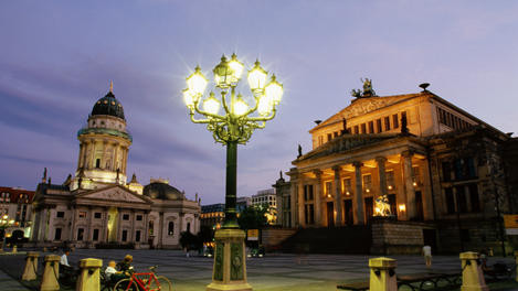 Идеальный день в Берлине. Изображение № 1.