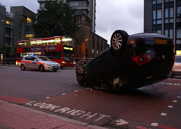 Стрит-арт в Лондоне. Изображение № 35.