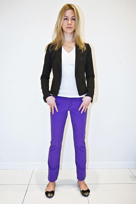 Встречайте по одежке: женские образы от Uniqlo. Изображение № 3.