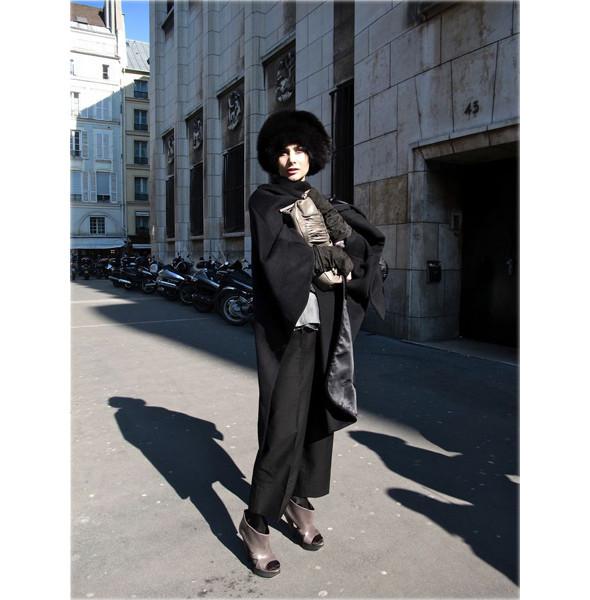 Луки с Недели моды в Париже. Изображение № 56.