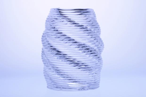 В MIT показали печать расплавленным стеклом иизделия изнего. Изображение № 6.