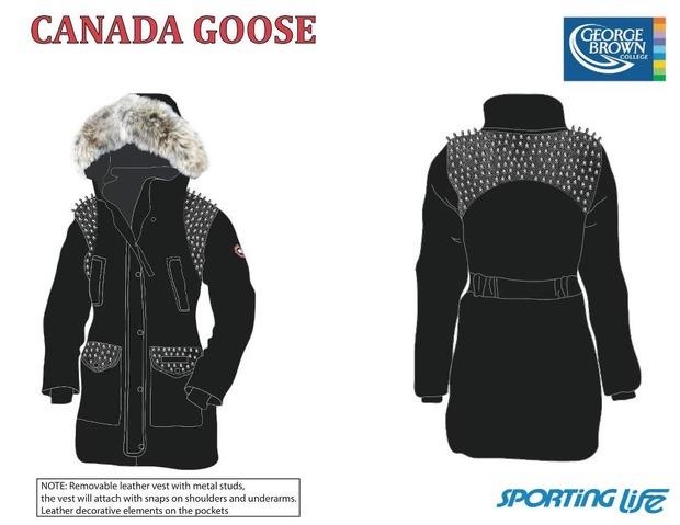 Canada Goose  идет в апгрейд!. Изображение № 9.