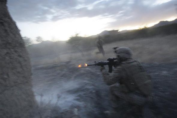 Афганистан. Военная фотография. Изображение № 55.