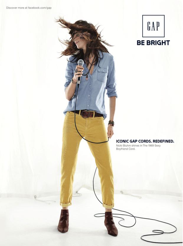 Новые кампании Gap, H&M, Missoni, Wrangler и Neiman Marcus. Изображение №5.