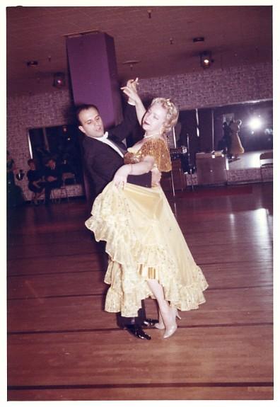 Dance Lessons 1958–1962. Изображение № 6.