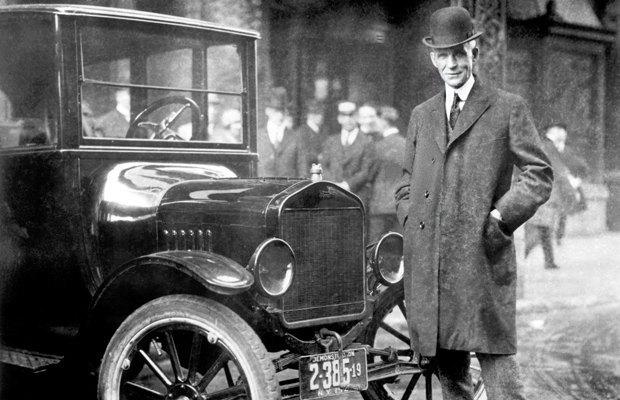 Генри Форд —  изобретатель конвейера?. Изображение № 2.