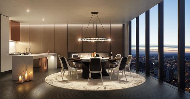 Бюро представило вдохновлённый клипом Бейонсе небоскрёб. Изображение № 20.