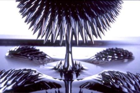 Магнитные скульптуры Sachiko Kodama. Изображение № 5.