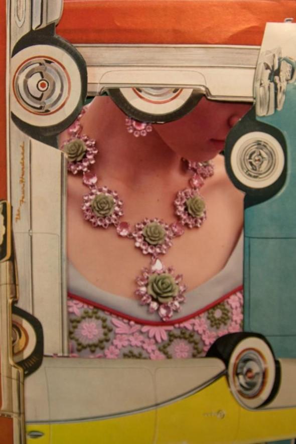 Лукбук: Prada Real Fantasies SS 2012. Изображение № 8.