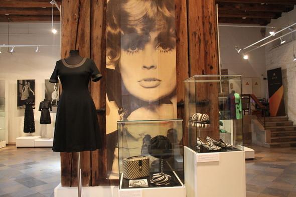 От мини до макси. Мода 60-тых годов 20 века. Изображение № 8.