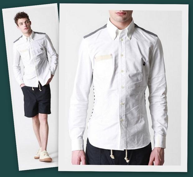 45 неожиданных идей для твоей рубашки. Изображение № 16.