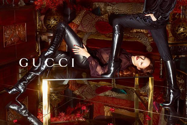 Вышли новые кампании Gucci, Eleven Paris, Forever 21, Moschino и Tomboy. Изображение № 29.