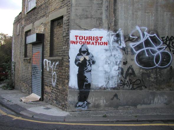 Изображение 48. Banksy (уличная мышь – герой).. Изображение № 48.