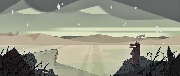 Анимация дня: фэнтезийный ролик про любовь и побег. Изображение № 5.