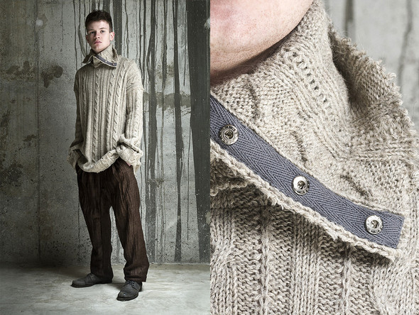 DOMANOFF fall-winter 2012-2013 look-book. Изображение № 13.
