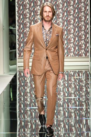 Неделя мужской моды в Милане: День 1. Изображение № 20.