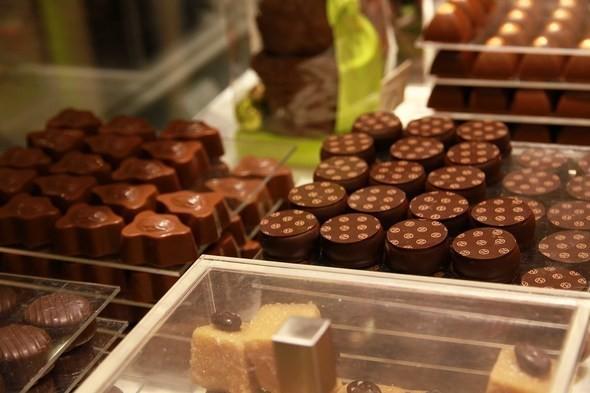 Изображение 5. Neuhaus - жизнь, как коробка конфет.. Изображение № 8.
