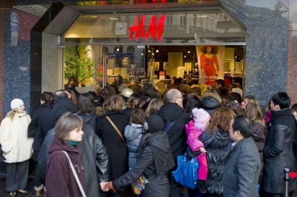 H&M в Риге. Изображение № 2.