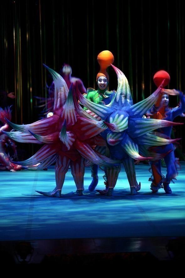 Cirque du Soleil. Изображение № 9.