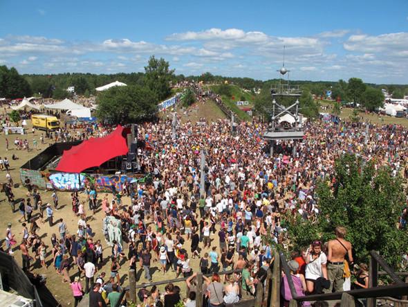 Фестиваль Fusion-2011. Изображение № 12.