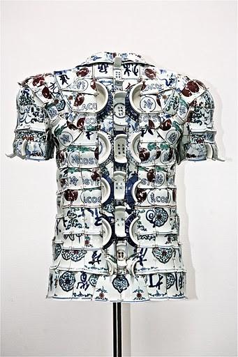 «Фарфоровое поло» от китайского художника Ли Сяофэнга. Изображение № 2.